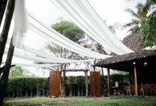 The Wedding of Fadyal & Nia by Pinewoodstory