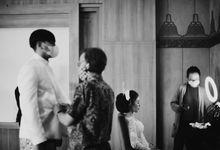 The Wedding of  Sindu & Astrid by Pinewoodstory