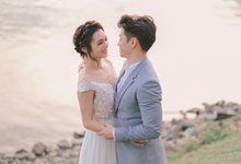 Xavier & Scarlett's Pre-Wedding Shoot @MacRitchie Reservoir by Jen's Obscura (aka Jchan Photography)
