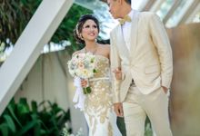 Putra & Tia at Phalosa Villa by Bali Berdua Wedding