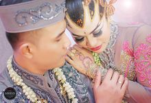 Wedding Titi & Arif by Luxioart