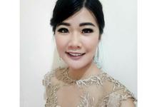 MISS INTERCONTINENTAL INDONESIA 2015 by Priska Patricia Makeup