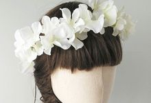 Flowercrown by Yoanamarrie | Headpiece & More
