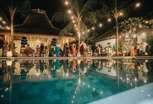 James & Moonmoon Wedding by Sudamala Resorts