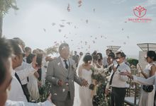 The Happiest Man by Bali Top Wedding