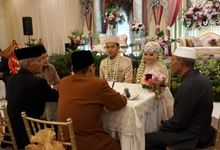 Tia and Qory Wedding 7 Mei 2017 by Hours Entertainment
