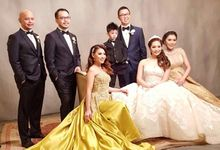 Family Gowns (Mother / Sister Gown) by GV by Gabriella Vania