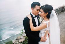 Anton & Anggie by BALI STAR WEDDING PLANNER
