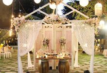 Wedding Amelia & Alan by POSH DECORATION