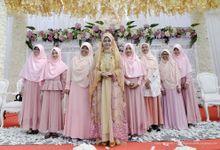 Islamic Wedding Photography: Linda-Balyan by Posko Studio 86
