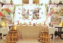 Sherinne Sweet 17th Birthday Party by Flos Decoration