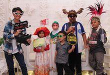 Nadya & Galih Wedding by Fero Photobooth
