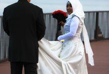HUSSAINI & MASTURA by hafizzulhasifphotography
