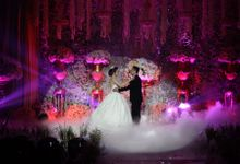 The Wedding Of Charles & Rini by Vibonacci Event Crafter