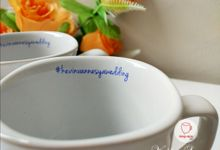 Kevin dan Vannesya Wedding by Mug-App Wedding Souvenir
