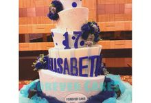 17th Birthday Cake by FOREVER CAKE