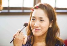 Japanesean Actual Day Happiness by Angel Chua Lay Keng Makeup and Hair