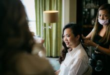 Solemnization of Quinton and Mui Yuan by Susan Beauty Artistry