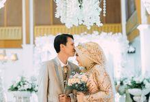 Wedding of Riza and Yudi by Drupadi Wedding Organizer