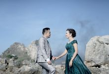 Prewedding Vina & Ronald by ALLANO PHOTOGRAPHY
