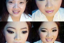 WeddingMakeUp by Weiching Bridal Make Up