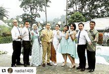 Wedding Outdoor Bogor by Rumah Putih Bogor
