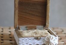 Square Jewelry Box by kemasmanis
