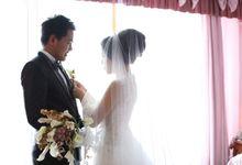 Wedding of Andy & Anastasia by De-Rainbow Wedding Organizer