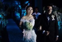 The Wedding Of Ferdi & Lingga by MiracleS Event Planner