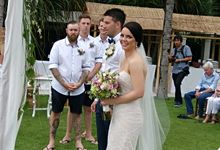 Stephanie And Tom Dix by Jeeva Resorts