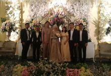 Wedding of Irva & Rastra by Kristo Music Entertainment