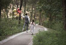 Pre-wedding - Qing Hong & Vivian by A Merry Moment