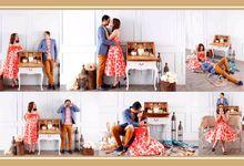 Prewedding Natalia Kristiani by Gorgeous Bridal Jakarta