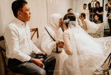 Hallf Patiunus Nanda & Qinthara by Top Fusion Wedding