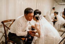 Hallf Patiunus Nanda & Qinthara by Top Fusion Wedding