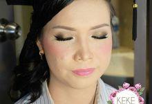 Graduation Make Up by kekemakeup.id