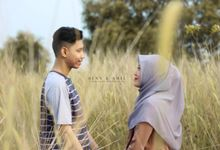 Beni - Amel Prewedding by Photonema Co.