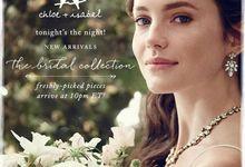 Bridal Jewelry Ideas by C+I Jewelry By Shannon Lenz