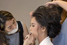 Wedding Merry And Peter by Bianes Make Up Artist