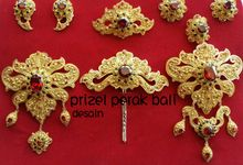 Accesories Pengantin by Prizel Perak Bali
