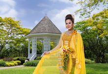 Burmese Wedding by You & Me Bridal