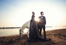 Prewedding O+W by Cafella Photography