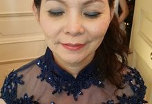 Mother's Makeup On Wedding Actual Day by Lav.S Makeup & Styling