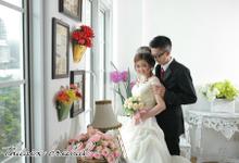 Prewedding Session Of Bob - Yulita by thu six bridal & photography