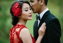 Romantic Prewedding by Wied Make Up