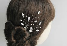 Hair Pin (tusuk konde) by Yoanamarrie   Headpiece & More