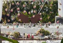 Outdoor Wedding by I HEART PARTY