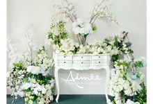 Inside the aimee by Aimee Bridal and Photography
