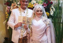 Cici & Donny Wedding by Arum Ndalu Sanggar Rias Pengantin