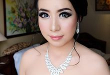 The Wedding Of Erick & Lydia by Divine Bridal